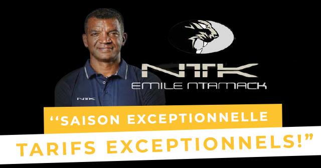 Tarifs Exceptionnels Equipements Sportifs NTK